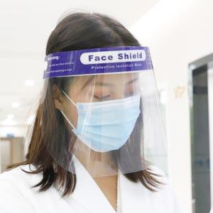 Full Face Shield Anti-Fog