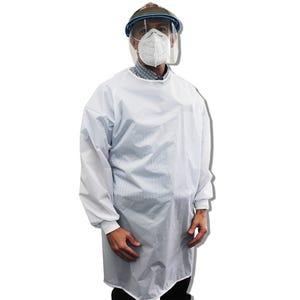 Reusable Nylon Level 2 Isolation Gown