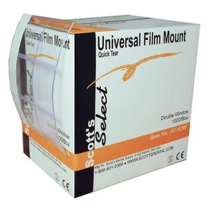 Universal Film Mounts Quick Tear