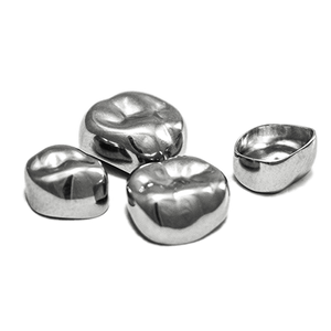 TrueFit Plus SS Pedo Crowns