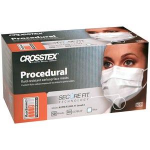 SecureFit Procedural Earloop Face Masks