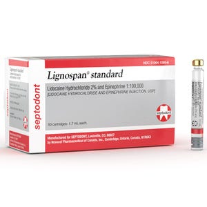 Lignospan 2%