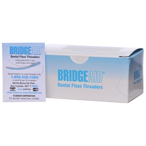 Bridge Aid Dental Floss Threaders