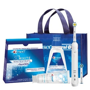 Oral-B Whitening Pro Power Toothbrush Bundle