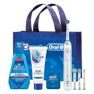 Oral-B Gengivitis Genius Power Toothbrush Bundle