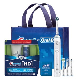 Oral-B Gingivitis Plus HD Power Bundle