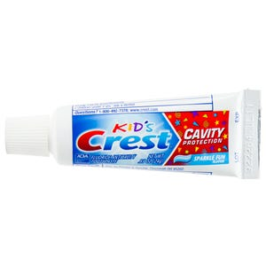 Crest Kid's Cavity Protecton Sparkle Fun Toothpaste