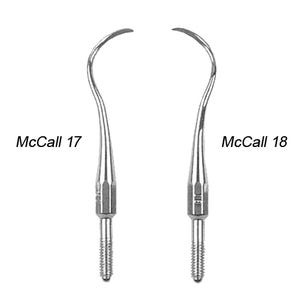 McCall Cone Socket Tips (Stainless Steel)