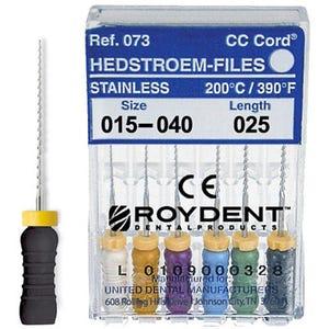 Hedstrom Files 21mm Roydent