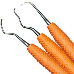 Wingrove Titanium Implant Scalers