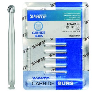 RA Latch Surgical Carbide Burs