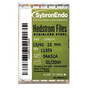 Hedstrom Files 21mm Kerr Endodontics