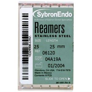 Reamers 25mm Kerr Endodontics