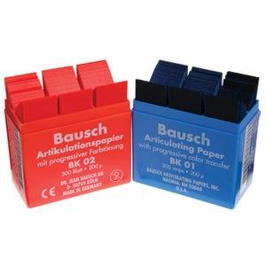 Articulating Paper Bausch