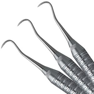 Sickle Scalers (6 Hdl) Hu-Friedy