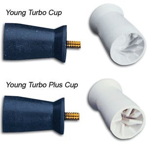 Turbo & Turbo Plus Prophy Cups