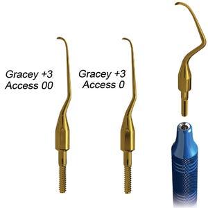 Gracey +3 Access XP Quik Tips