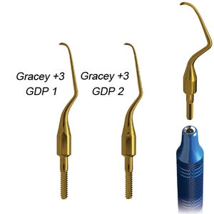 Gracey +3 Deep Pocket XP Quik Tips