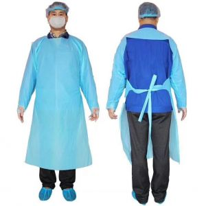 Isolation Gowns Regular CPE