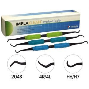 ImplaKlean Implant Scalers Scott's Select