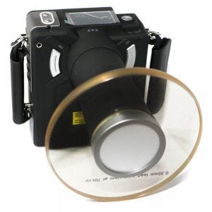 MaxRay Handheld Portable X-Ray Unit