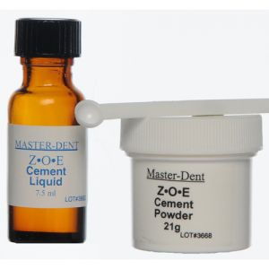 Zinc Oxide Eugenol Cement Kit Scott's Select