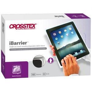 iBarrier Plastic iPad Covers