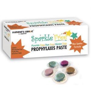 Sparkle Free Prophy Paste