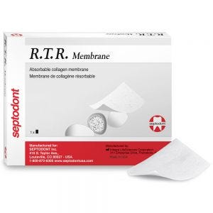 RTR Absorbable Collagen Membrane