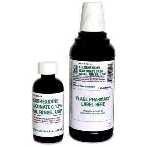Chlorhexidine CHG 0.12% Oral Rinse
