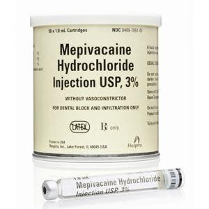 Mepivacaine 3% Scott's Select