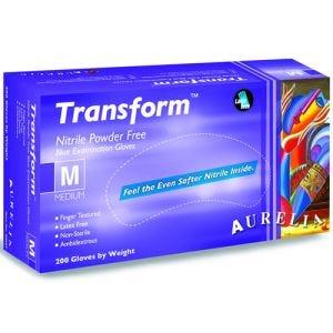 Transform Nitrile PF Gloves