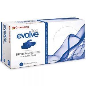 Evolve Nitrile PF Gloves