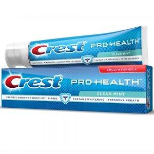 Crest Pro-Health Clean Mint Toothpaste