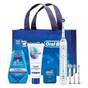 Oral-B Gengivitis Genius Power Toothbrush Bundle