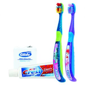 Oral-B Kids Solution Manual Toothbrush Bundle