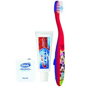 Oral-B Kids Stages 2-4 Solution Manual Toothbrush Bundle