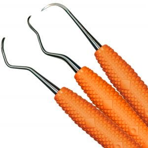 Wingrove Titanium Implant Scalers