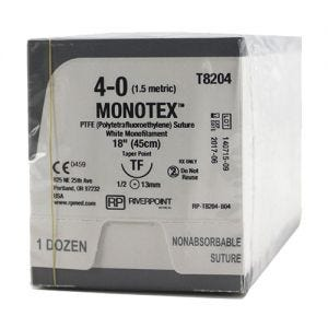 Monotex PTFE Sutures