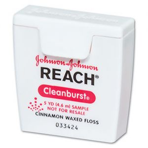 Reach Clean Burst Patient Trial Size Floss