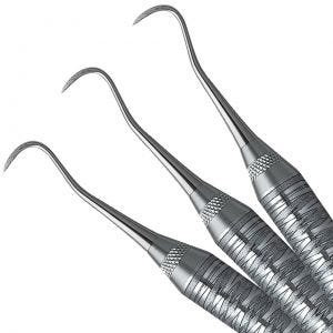 Sickle Scalers (6 Hdl) Hu-Friedy