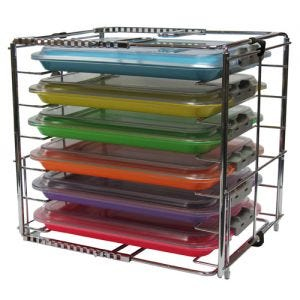 Multi-Mod Tub & Tray Racks