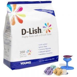 D-Lish Prophy Paste