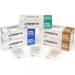 Disposable Dental Needles J. Morita