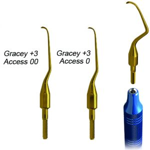 Gracey +3 Access XP Quik Tips