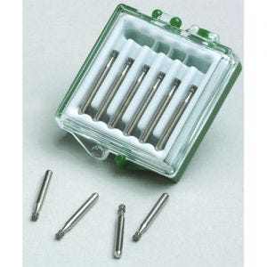 Round FG Surgical Multi-Use Diamond Burs