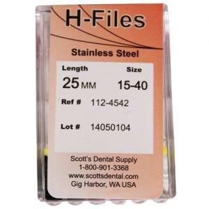 Hedstrom Files 25mm Scott's Select