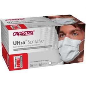 Ultra Sensitive Earloop Face Masks
