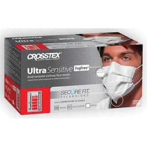 SecureFit Ultra Sensitive Fog-Free Face Masks
