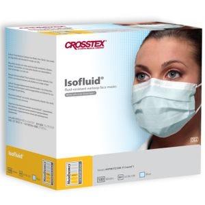 Isofluid Bulk Earloop Face Masks